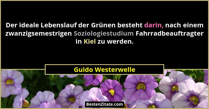 Biografie Guido Westerwelle Lebenslauf Steckbrief 3